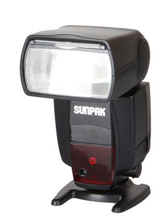 Sunpak Flash PZ58 ITTL ( Nikon)
