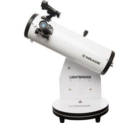 Meade Telescopio Ligthbridge Mini 114 Reflector