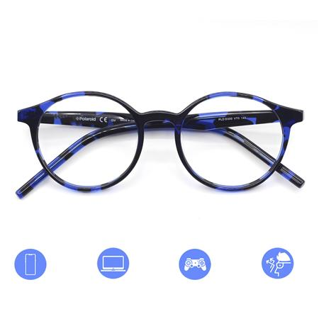 Anteojo Screen Protect Mod. Blogger Azul