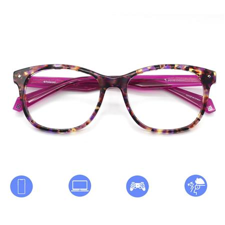 Anteojo Screen Protect Mod. Lupe Fucsia